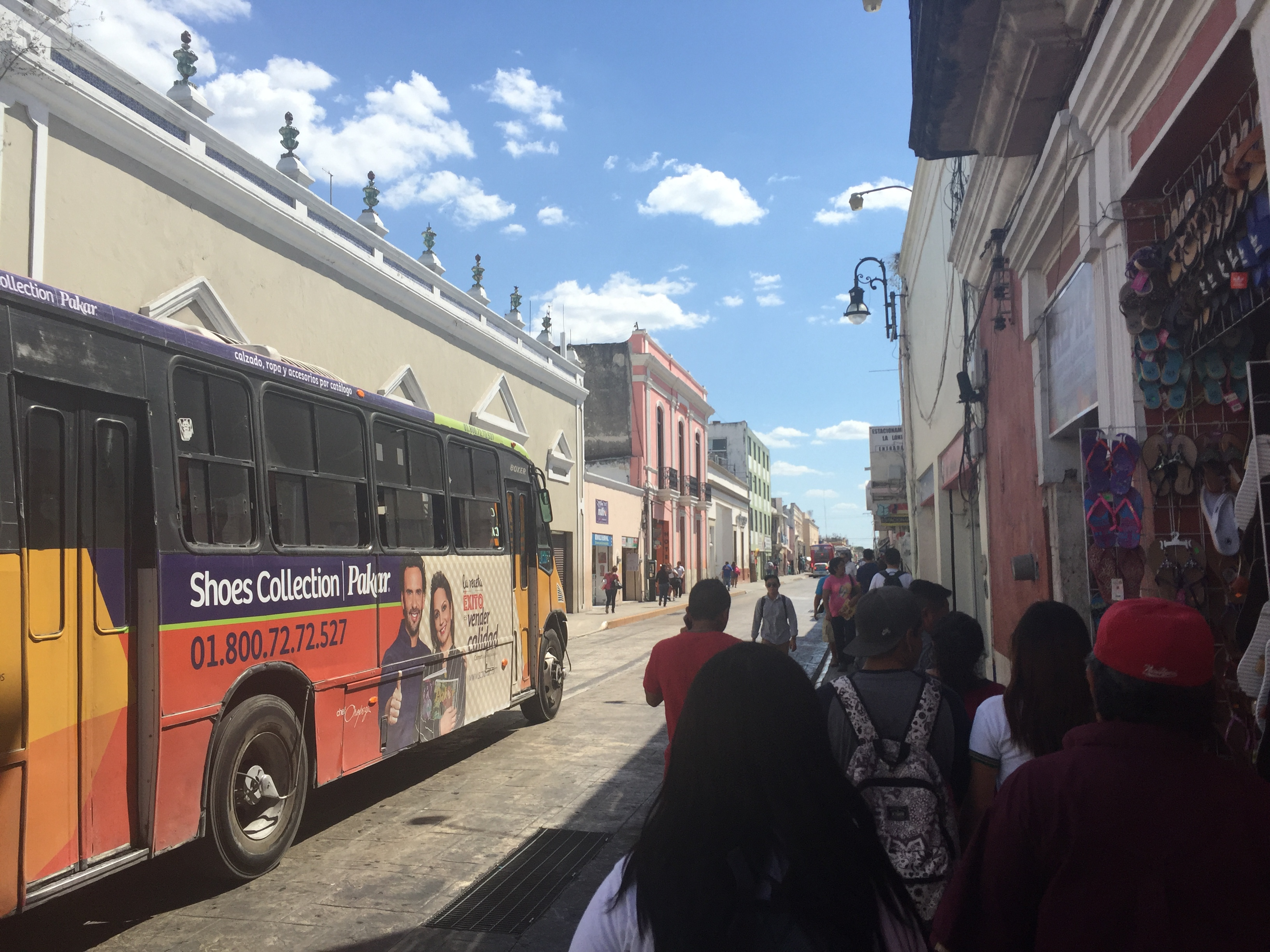 Day 8 – Merida, Mexico (I'm back!)