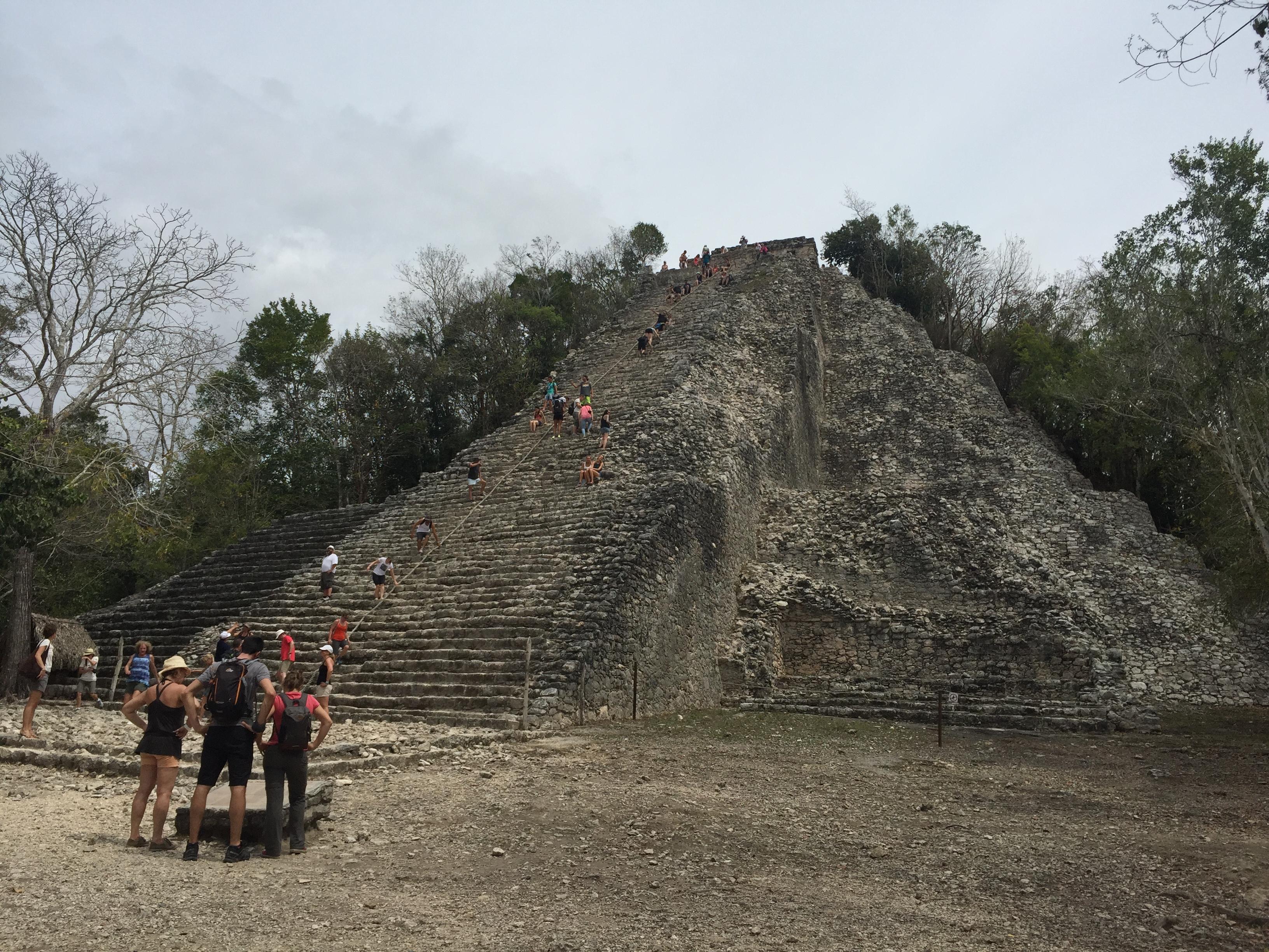 Day 18 – Coba Mayan Ruins, Mexico