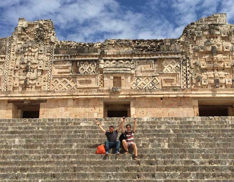 Day 10 – Uxmal Ruins and More Fun In Merida