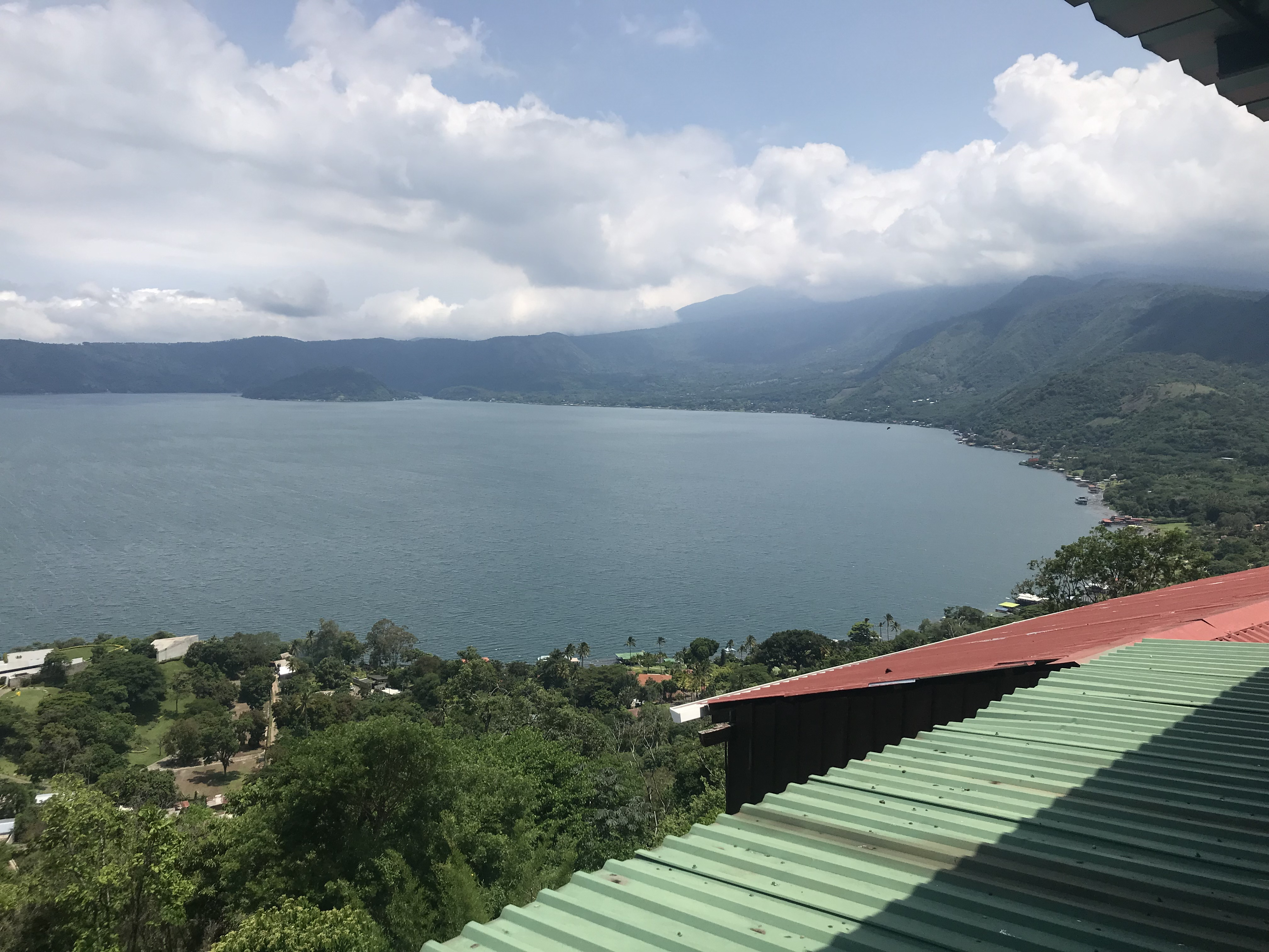 Visiting the Lake: Lago De Coatepeque, Santa Ana