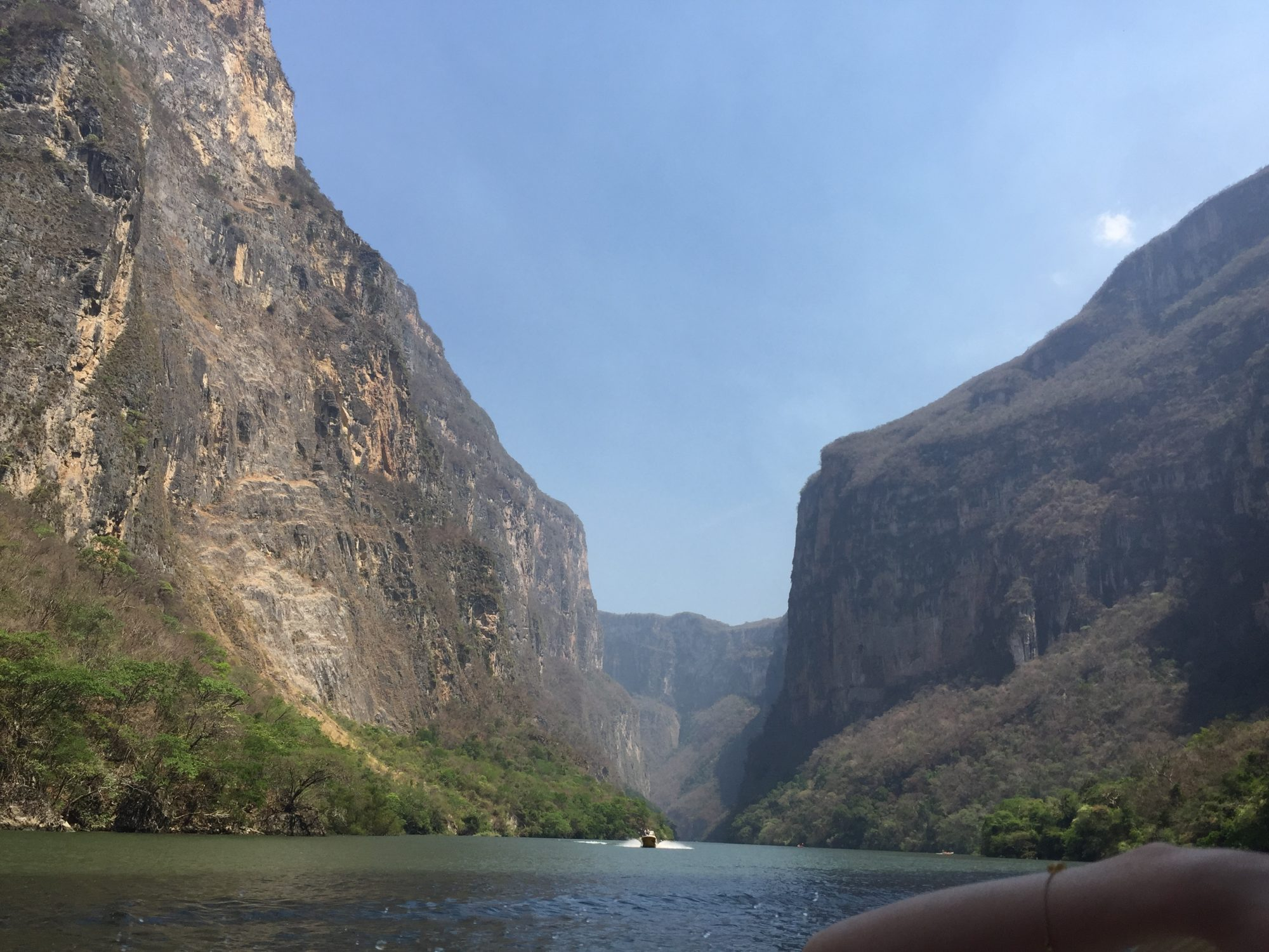 Day 44 – Sumidero Canyon in Tuxla Mexico