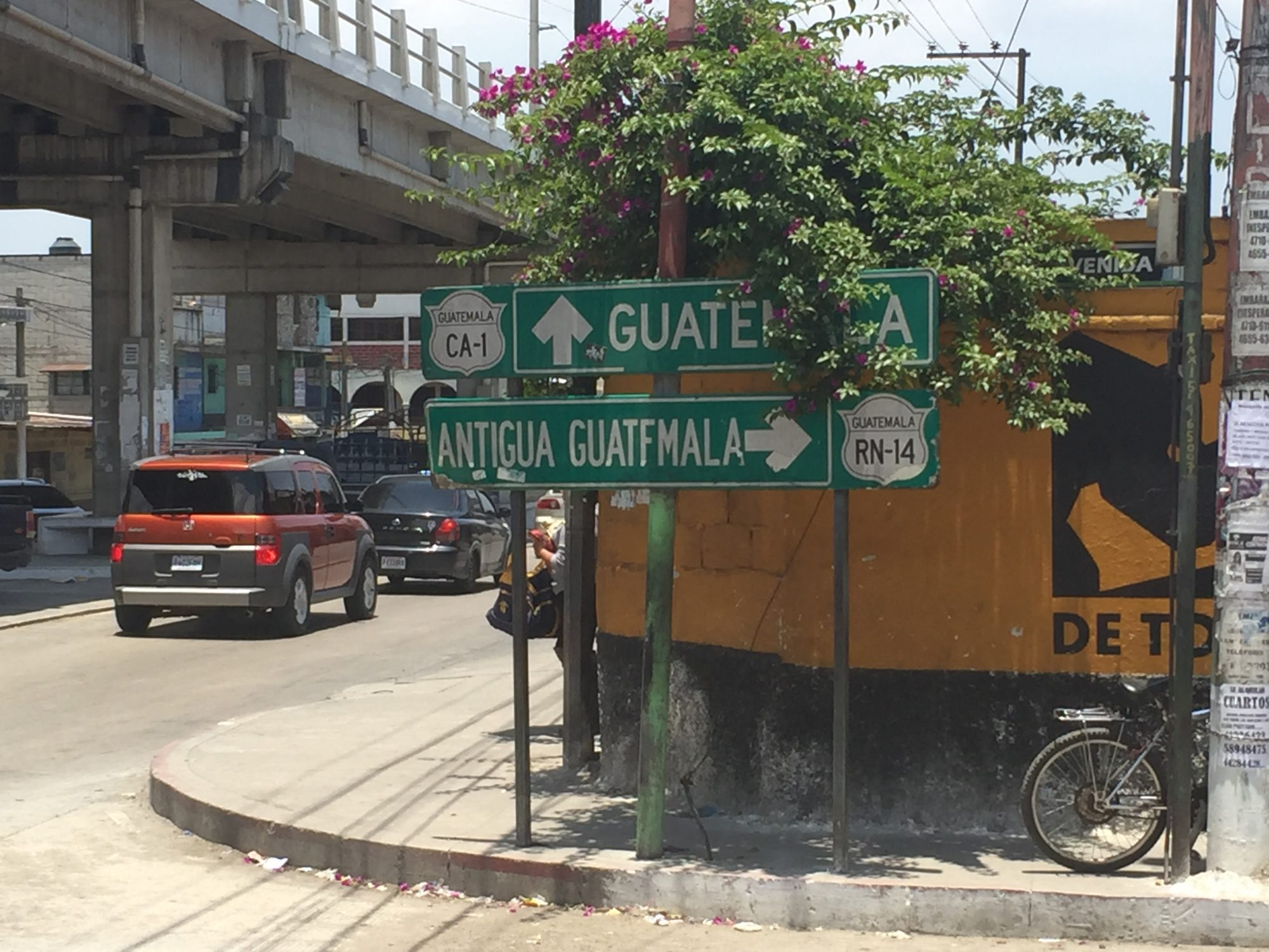 Day 64 – Arriving In Antigua, Guatemala