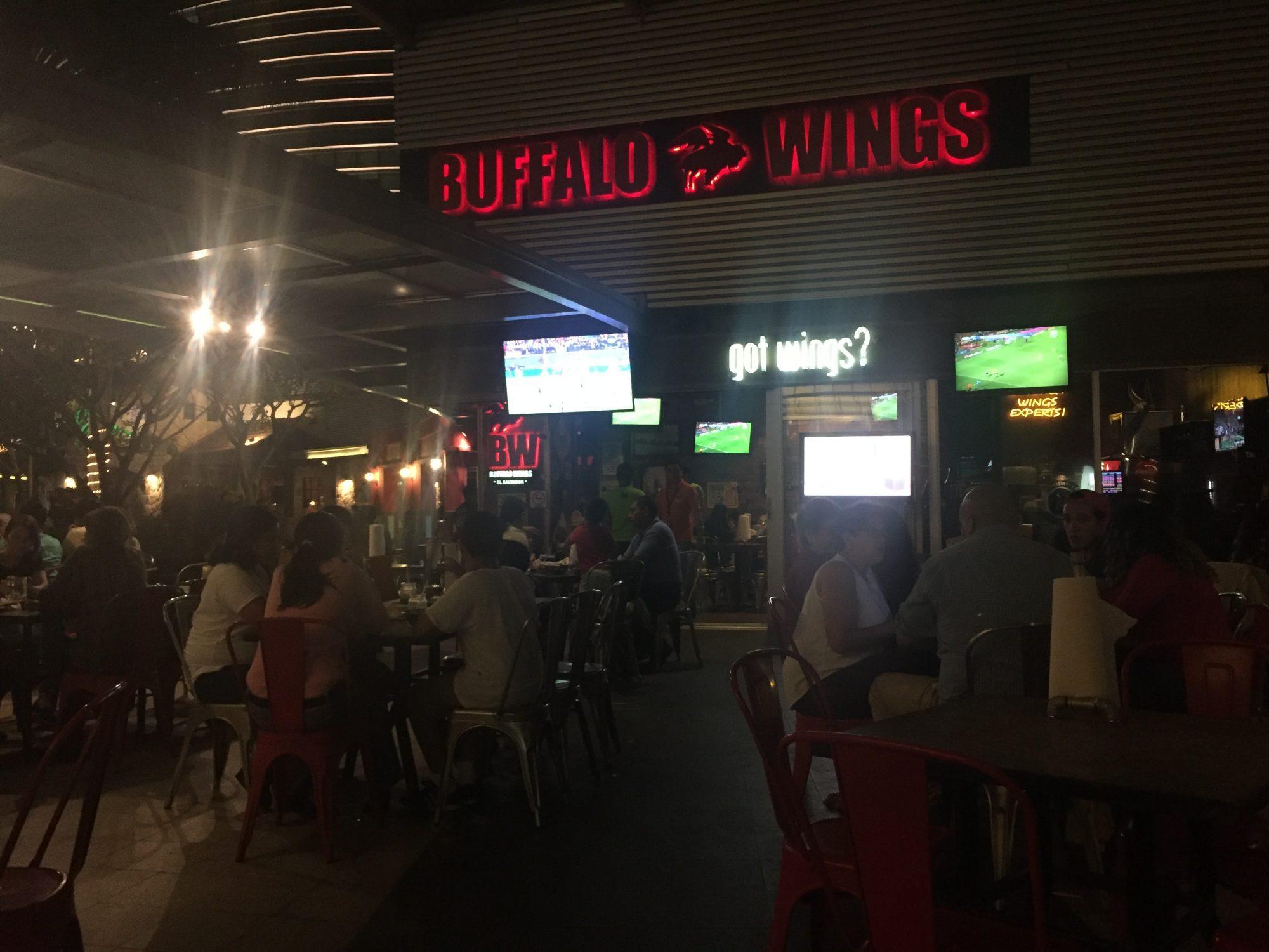 Buffalo Wings El Salvador