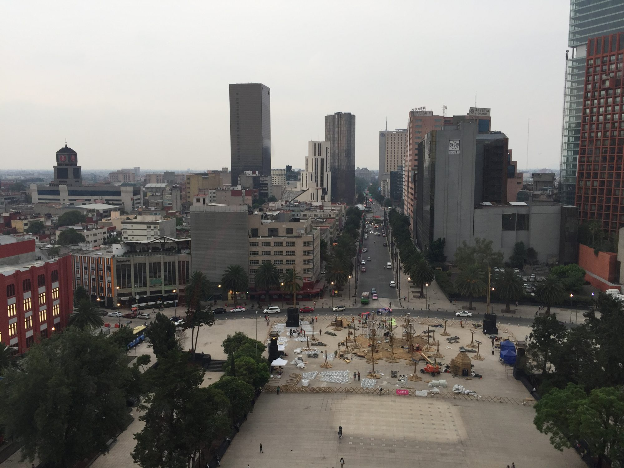 Day 82 Continued – Arriving in Mexico City