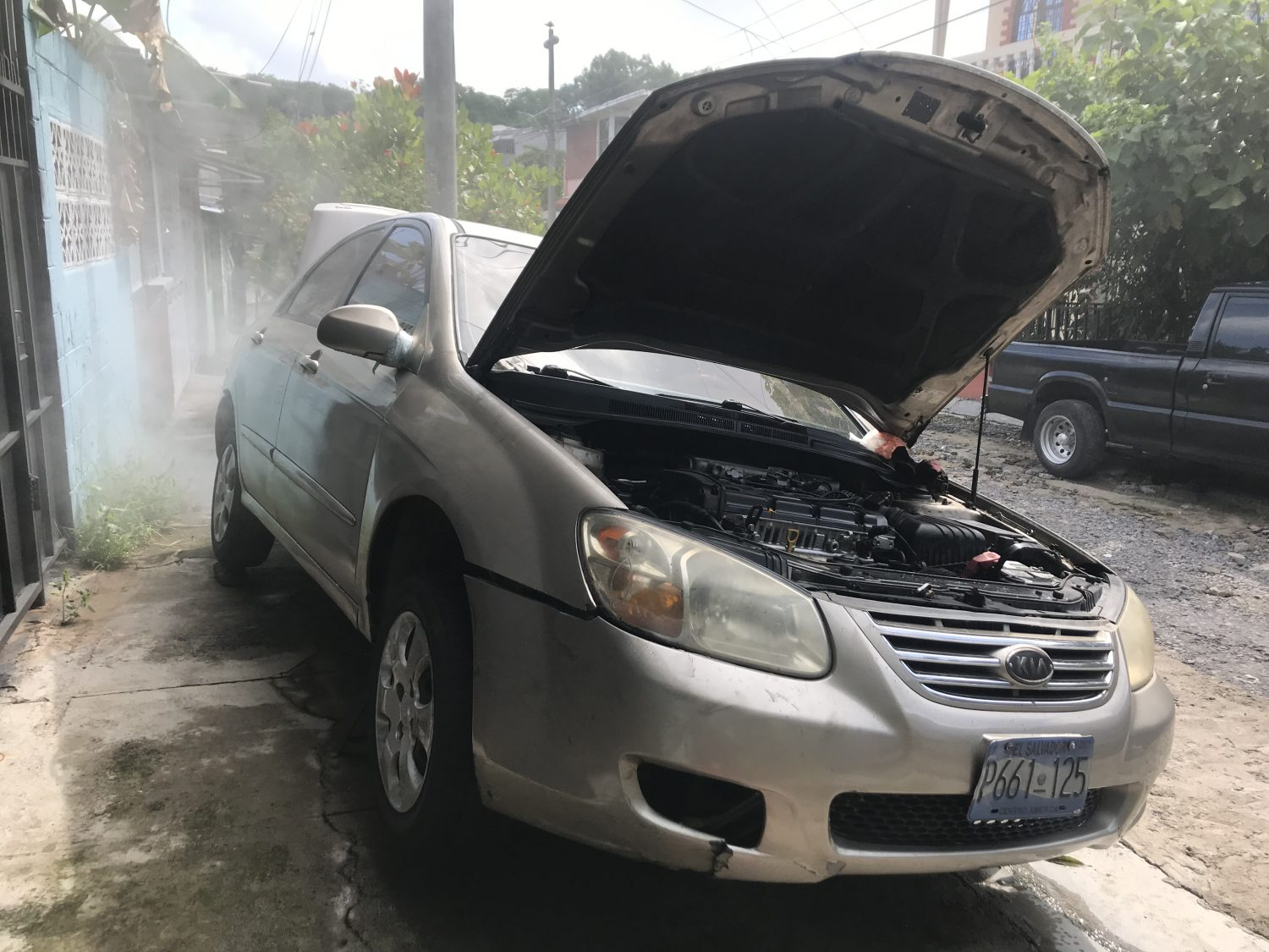Finding a Mechanic in Central America