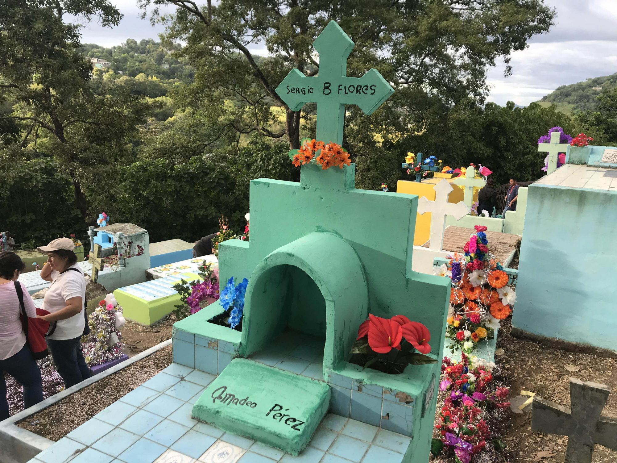 Dia De Los Muertos El Salvador