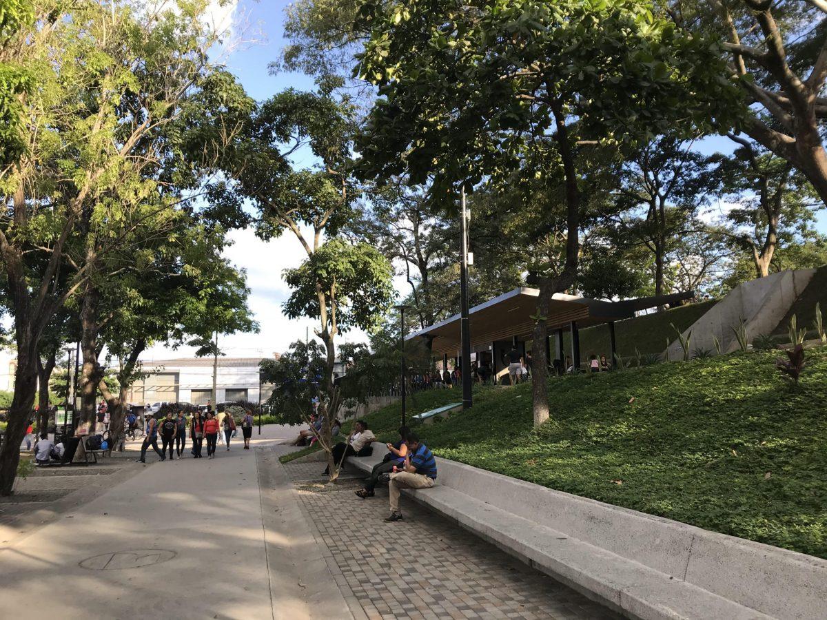 Cuscatlán Park – San Salvador's Gorgeous New Public Park
