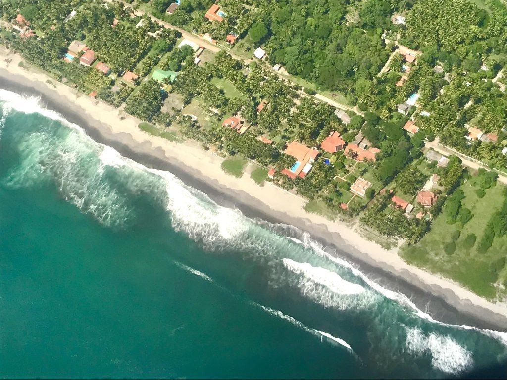 Beaches El Salvador