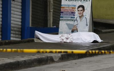 Coronavirus In Ecuador, Covid19 Corpses Lay In Streets