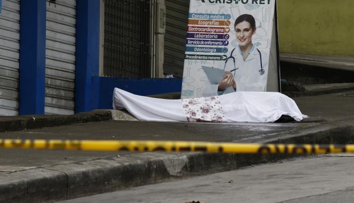 Coronavirus Ecuador Bodies In Streets