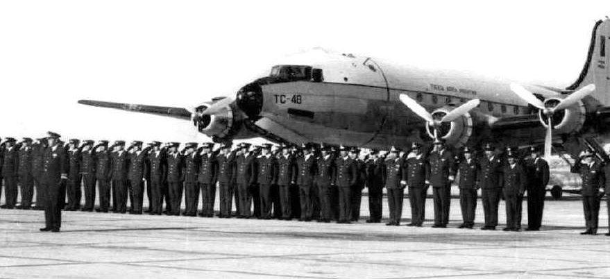 TC-48 Argentina Flight Crash