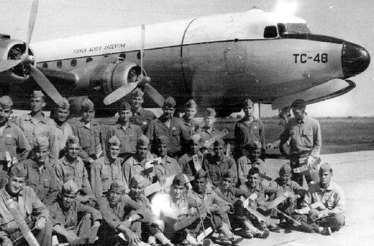 TC48 Flight Crew