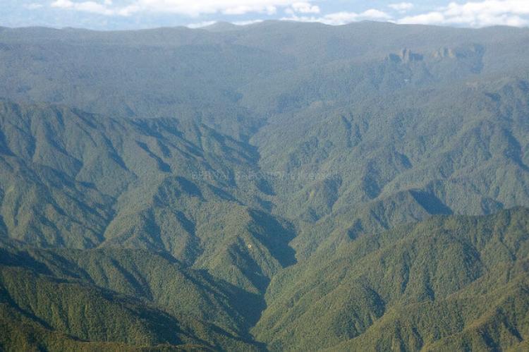 Talamanca Mountains, Costa Rica