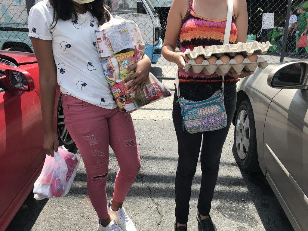 Fight Hunger El Salvador Local Campaign