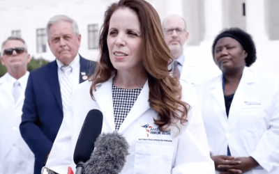 Video: Doctors on Capitol Hill Covid-19 Press Conference