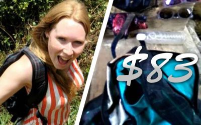 Kris Kremers and Lisanne Froon – The $83 In The Backpack