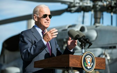 Joe Biden To Have Most Heavily Armed Inauguration In Recent USA History