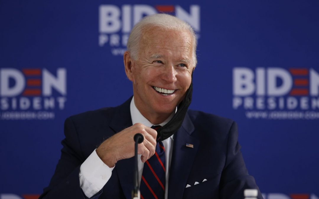 "Joe Biden Backtracks On Asylum Seekers: ""Don't come, you won't get in immediately""."