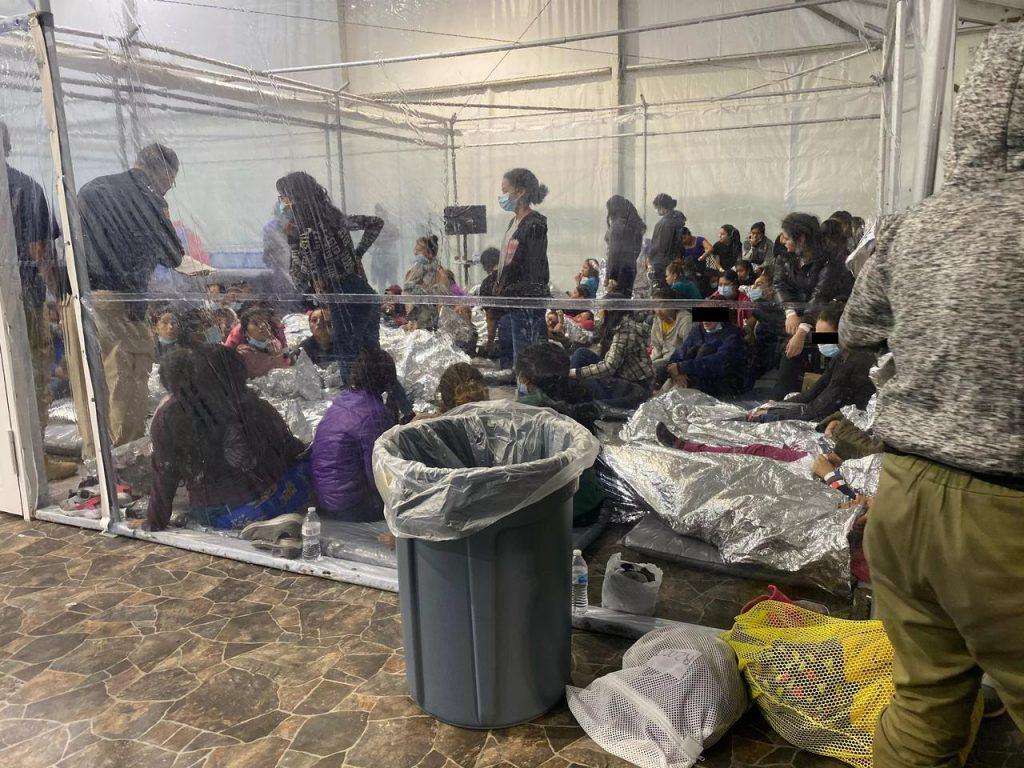 Biden Border Kids In Cages